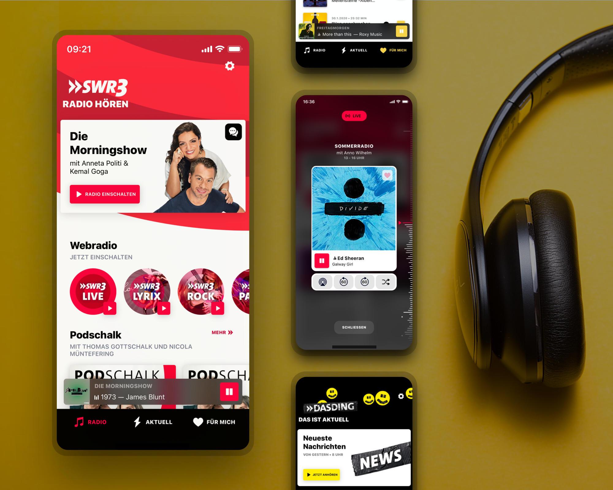Swr Radio App